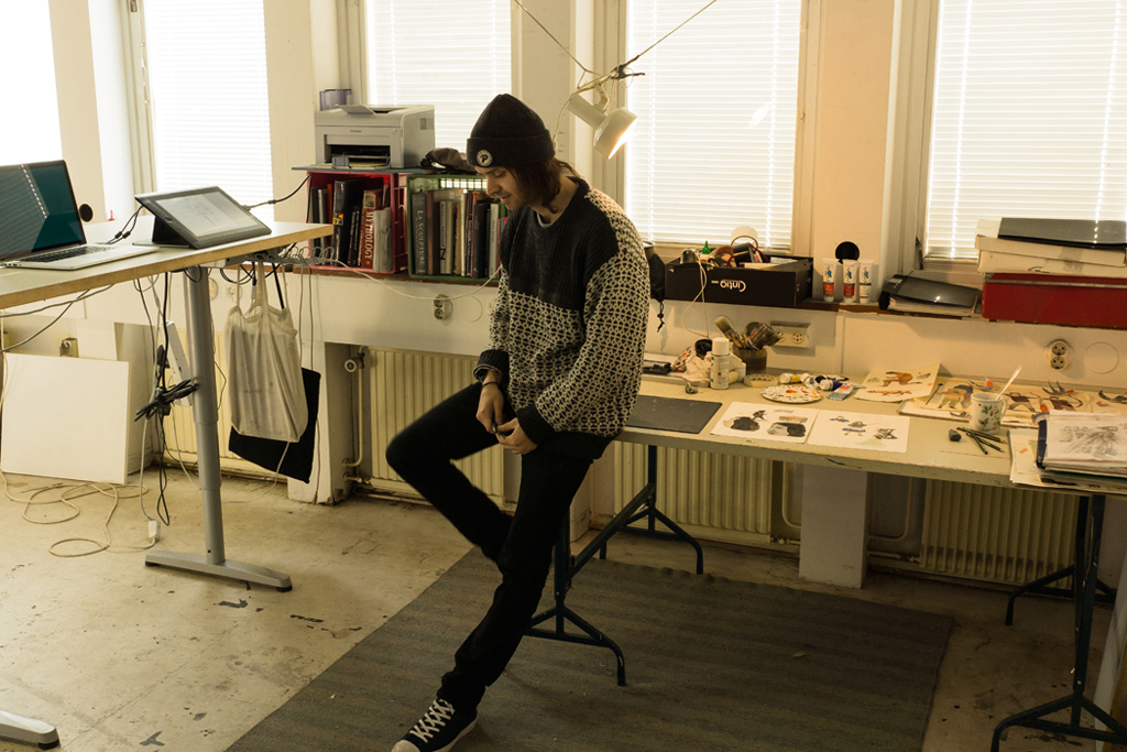 1 ncic studio profile