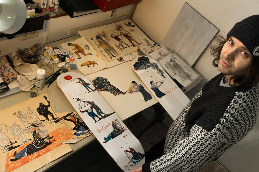 3 ncic studio artworks