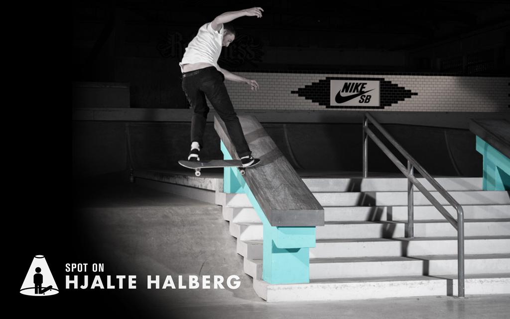 Hjalte Halberg Spot on