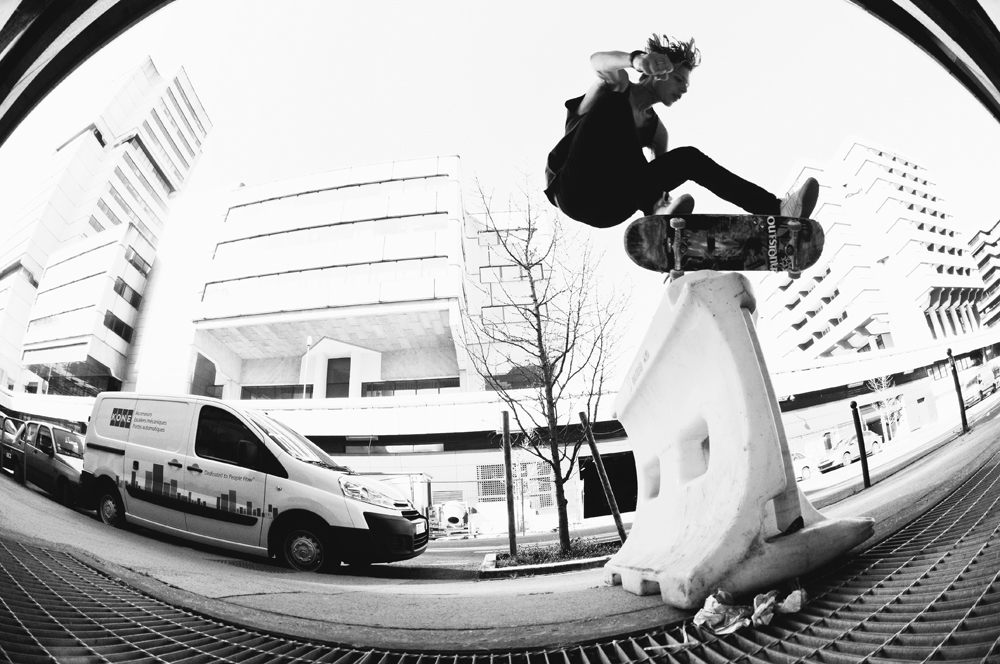 Kai Hillebrandt - Kickflip
