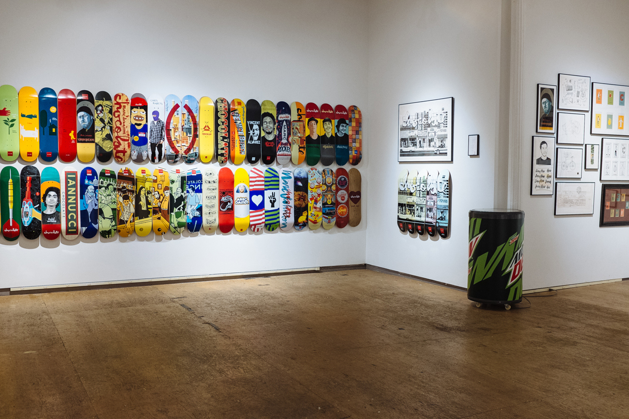 chocolate-skateboards-20-year-anniversary-art-exhibit-6