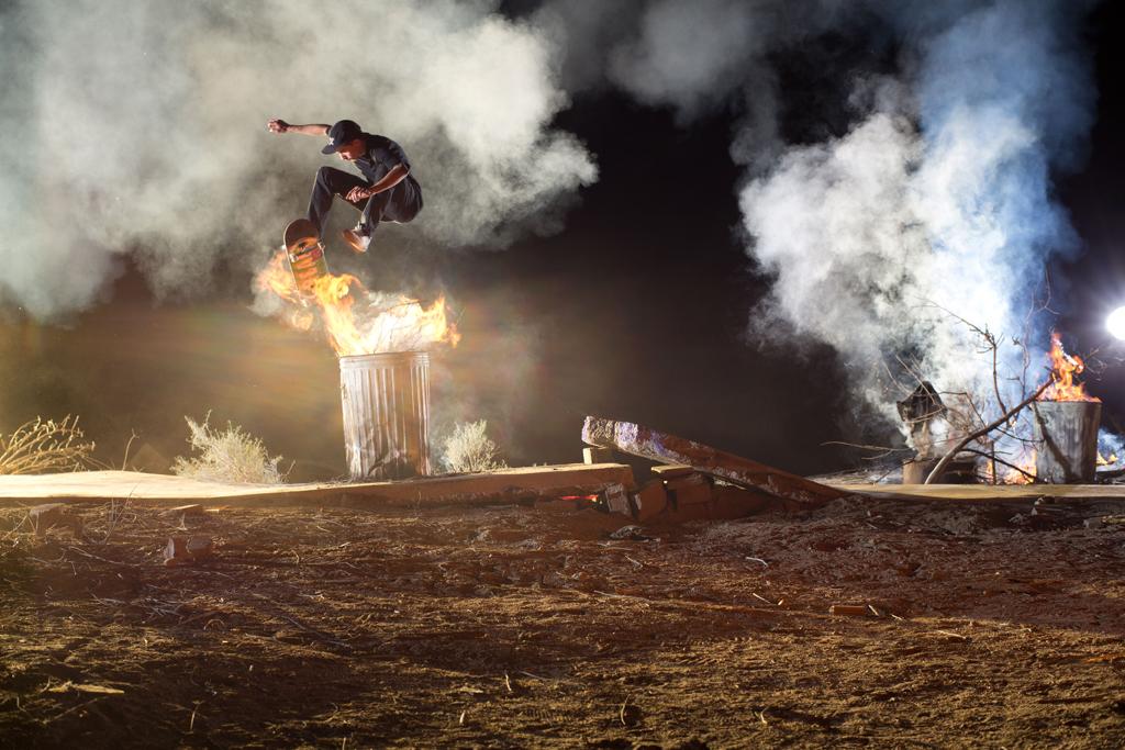 Kyle Walker 360 flip Arto