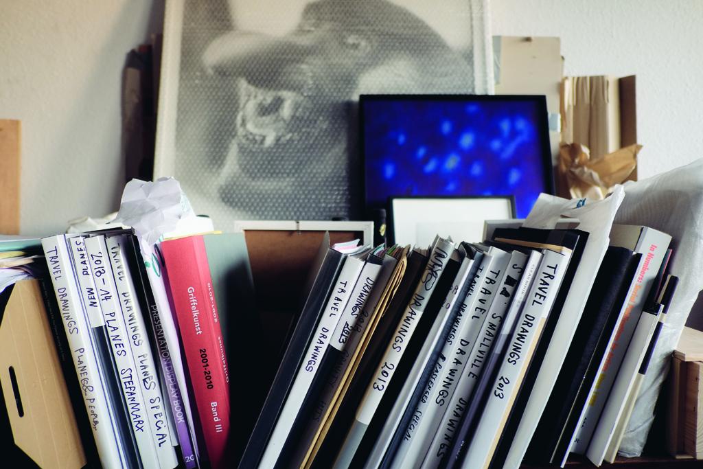 Stefan-Marx-Studio