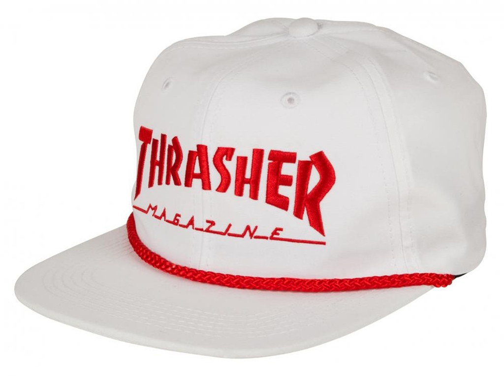 Cap Thrasher Rope Snapback