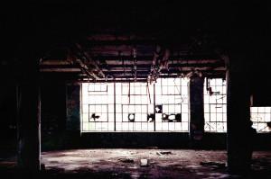Ruine-Detroit