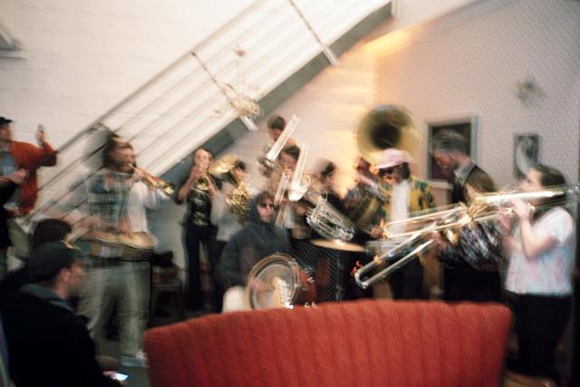 Pikolo brass band!!!! Mangnifique !!!